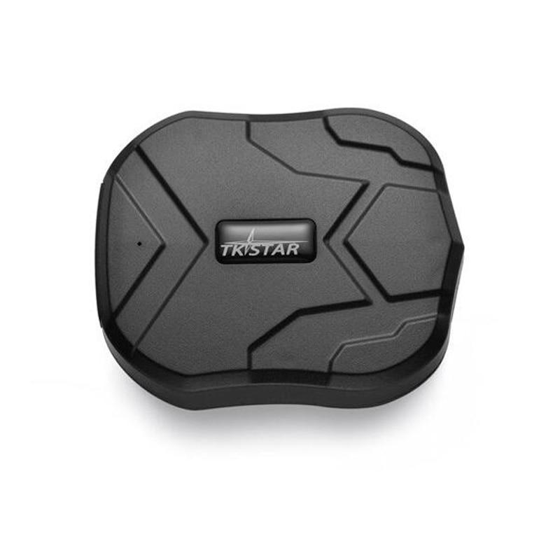 TK905 Car GPS Tracker 5000mAh font b Battery b font Standby 90 Days Vehicle Tracking Device