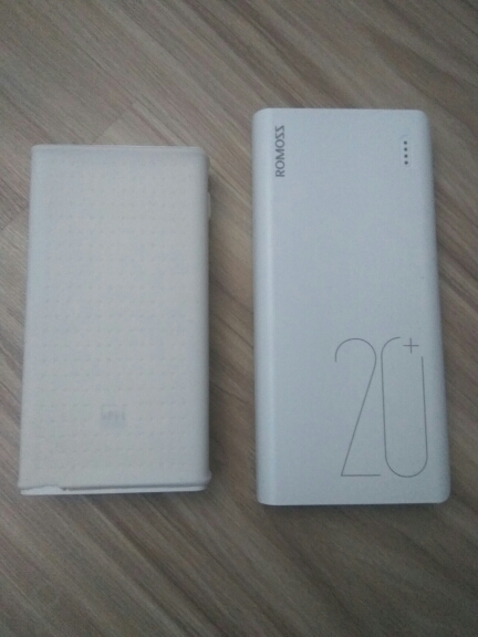 Внешний аккумулятор Romoss Sense 6+ 20000 мАч