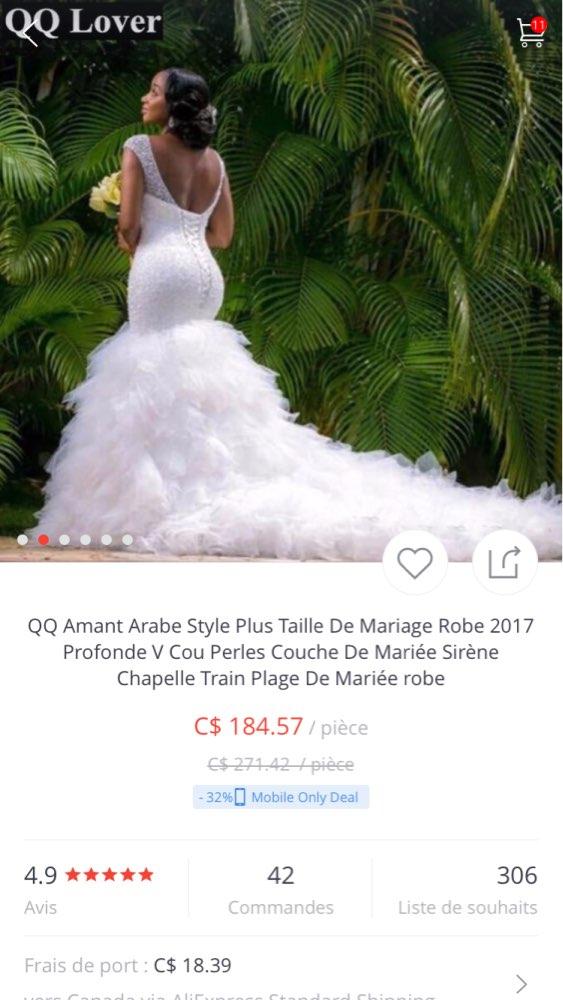 77fdb898c00b Detail Feedback Questions about QQ Lover Arabic Style Wedding Dress ...