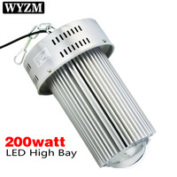Stock in USA 200W LED High Bay Light,600W HPS or MH Bulbs Equivalent,6000k Daylight White,Great Garage Shopping Mall LED Lights