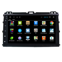 9 inch Android 8.1 Octa Core 2G RAM 32G ROM Car DVD Player for Toyota Prado 2002-2009 Car Radio GPS Navigation BT WIFI Map