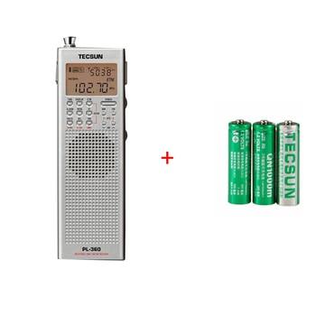 Радиоприемник TECSUN PL360 World Band DSP, ETM, AM/FM/SW, PLL 3