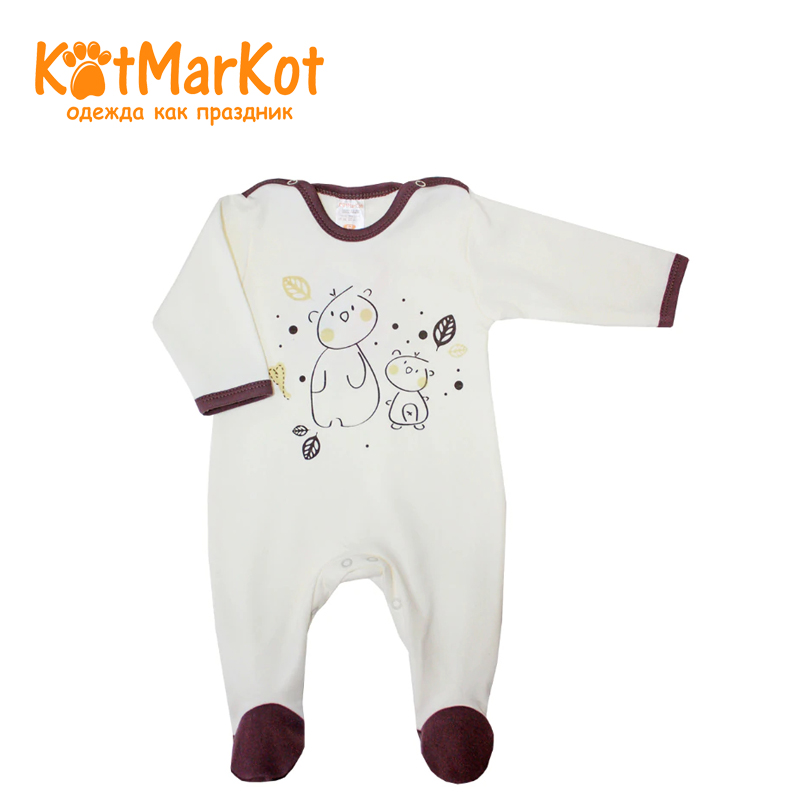 Jumpsuit Kotmarkot 6178 children clothing unisex for babies kid clothes jumpsuit kotmarkot 6383 children clothing cotton babies kid clothes