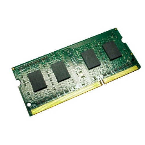 QNAP RAM-4GDR3L-SO-1600, 4 GB, 1x4 GB, DDR3, 1600 MHz, 204-pin SO-DIMM, Vert