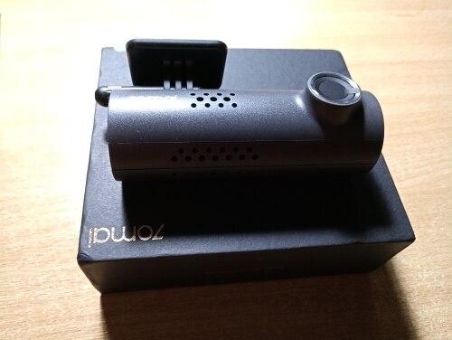 Xiaomi 70Mai Smart WiFi Car DVR 130 Degree Wireless Car Dash Cam 1080P Full HD Night Version G-Sensor Driving Recorder English