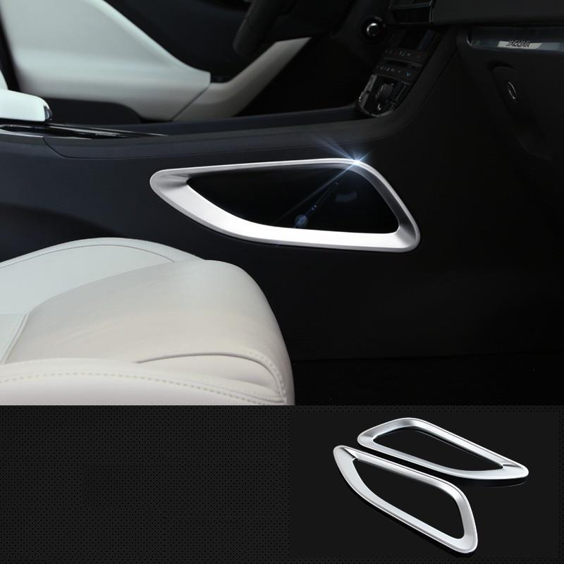 Système de contrôle de vitesse intérieur promouvoir auto voiture automobile styling couvre modification accessoires 16 17 POUR Jaguar F-PACE