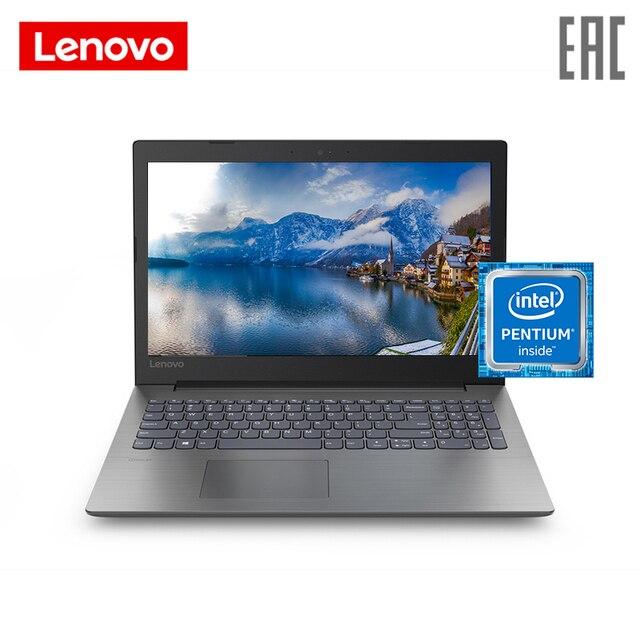"""Ноутбук lenovo 330-17IKB/17,3 """"FHD AG/4415U/4 ГБ/500 г/нет SSD/интегрированная/W10 дома/черный оникс"""