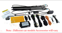 Auto Electric Tail Gate Hatchback Remote Control Car Tailgate Lift Electric Tailgate Modified Tailgate Car Door Parts