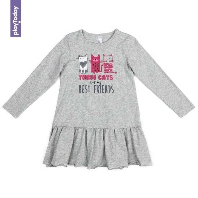 Платье PLAYTODAY для девочек 372023