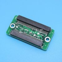 1pcs Chinese printer transfer card for Epson DX5 adapter into TX800 XP600 print head chip mini transfer board
