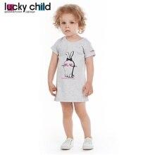 Платье Lucky Child арт. 56-63 (Любимая девочка) [сделано в России, доставка от 2-х дней]