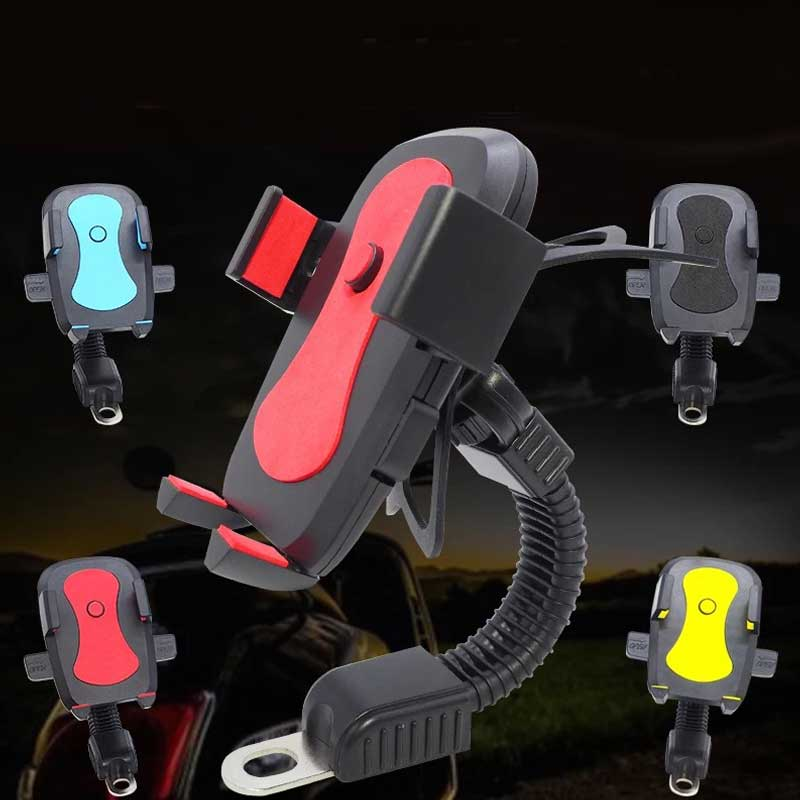 ZASMO New Mobile Phone Support Long Front Windscreen Sucker For Car Use Multi-purpose Mobile Phone Rack Universal