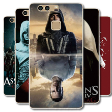 coque huawei p8 lite assassin's creed