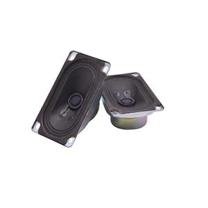 Image 4 - Tenghong 2 pcs 5090 TV Speaker 8Ohm 5 W Audio Draagbare Luidsprekers Full Range Luidspreker Computer Luidspreker Voor Thuis theater DIY