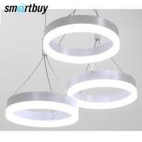 Chandelier SmartBuy 313, LED light, LED ceiling, 48W 4000 K/6000 K, SBL-СL-48W-313