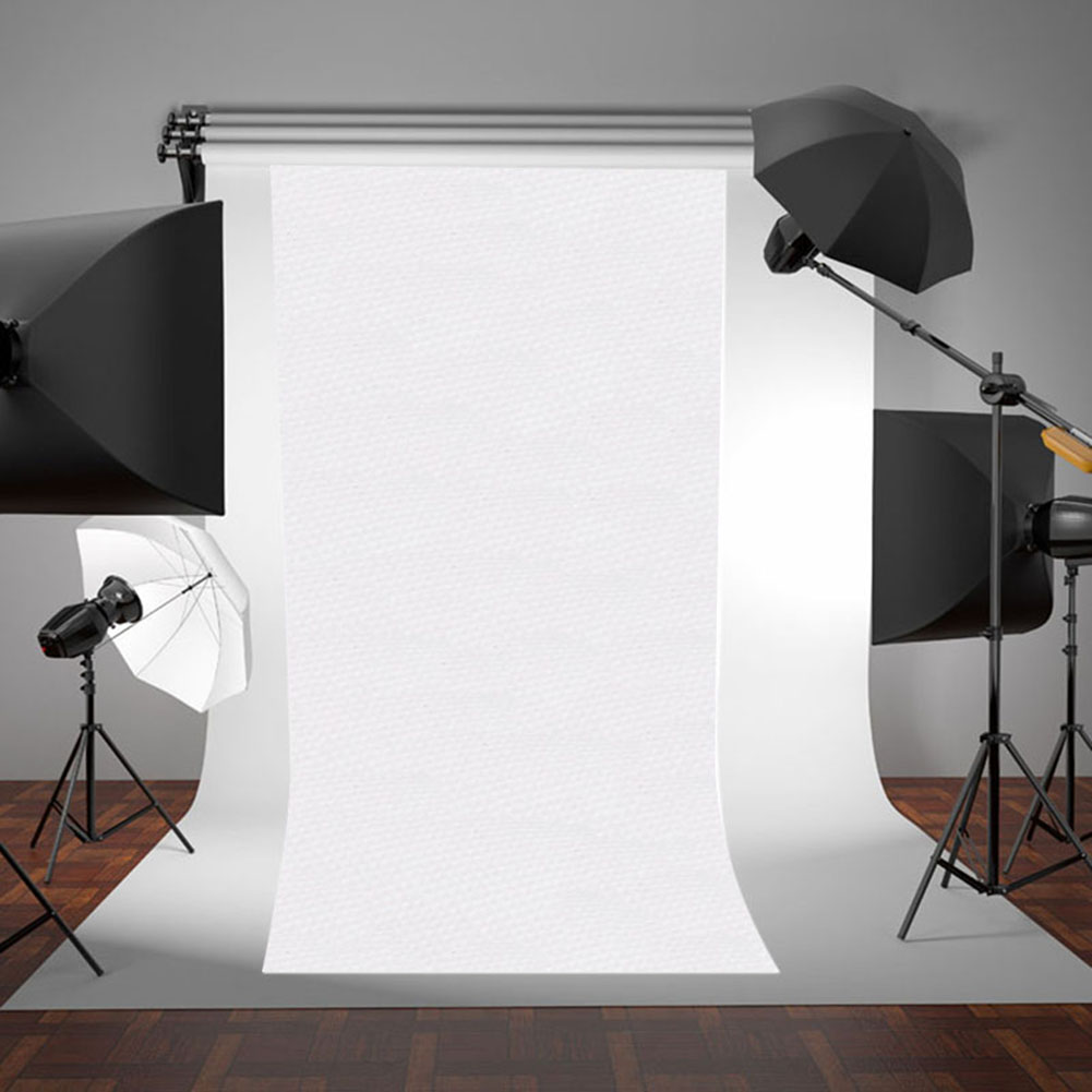 White Thin Vinyl Photography Backdrop Background Studio Photo Prop Portable shengyongbao 7x5ft vinyl custom photography backdrop prop white brick wall theme studio background nwz 02