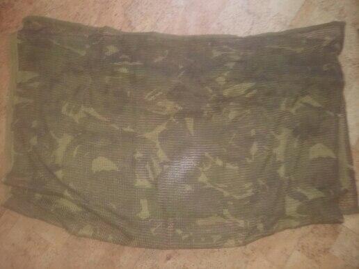 Cachecóis Camuflagem Militar Sniper