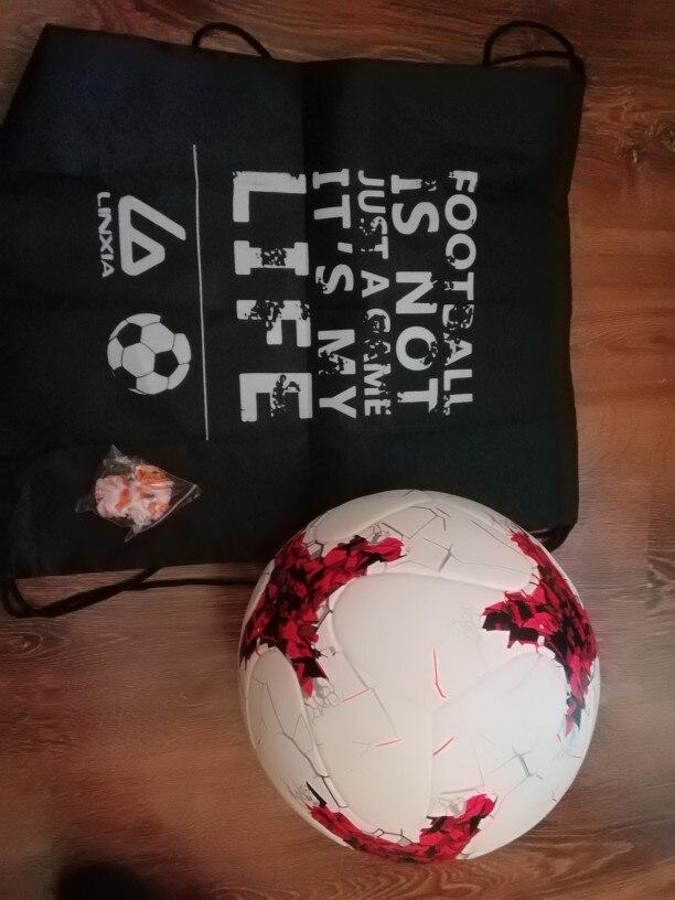 2018 премьер футбольный мяч Официальный Размер 4 Размер 5 футбольная лига открытый PU гол Матч Шары для тренировок индивидуальный подарок futbol topu