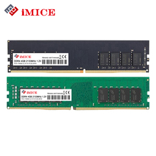 iMICE Desktop PC RAMs DDR4 4GB 2133MHz PC4-17000S 1.2V DIMM 8GB 2400MHz PC4-19200S CL16 Compatible For Intel RAM Memory Warranty