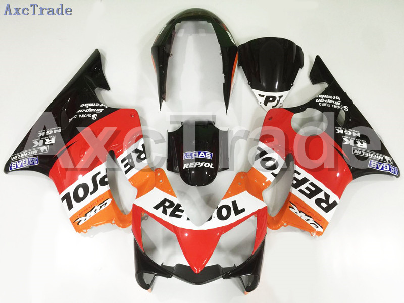 Motorcycle Fairings For Honda CBR600RR CBR600 CBR 600 F4i 2004-2007 04 05 06 07 ABS Plastic Injection Fairing Bodywork Kit A80 abs injection fairings kit for honda 600 rr f5 fairing set 07 08 cbr600rr cbr 600rr 2007 2008 castrol motorcycle bodywork part