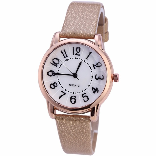 4d7672e9997 Brand 2018 Casual Fashion Quartz Watch Women Watches Ladies Wristwatches  For Female Clock Montre Femme Relogios Feminino