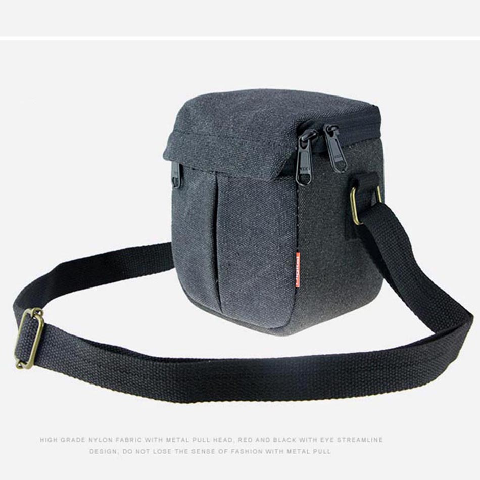 CADEN Camera Bag Case For Canon Powershot G1X Mark II G1X2 G16 G15 G12 G11 G10 G7X SX700 SX170 Fuji Fujifilm X-10 X-E2 X-A2 Bags