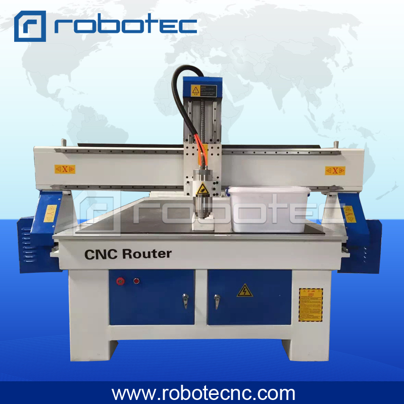 1325 CNC Carving Machine Water Jet Cutting Machine/Wood CNC Router 3KW Water Cooling Spindle T-slot Working Table