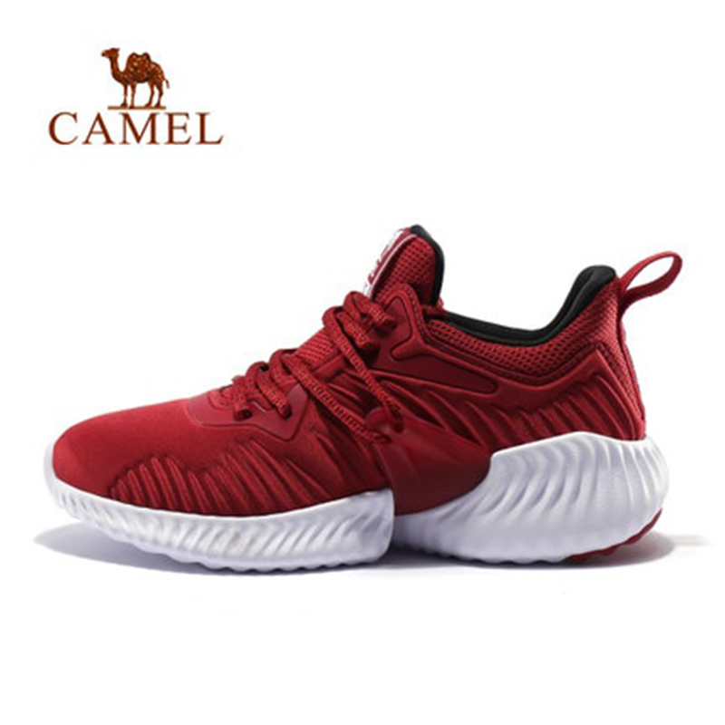 CAMEL Women s Running Shoes Fashion Breathable Comfortable Non slip Footwear Outdoors Sports Sneaker Shoes For