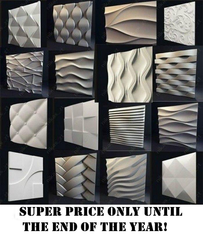 3d Kunststoff Formen Für 3d Fliesen Platten Form Gips Wand Stein Wand Kunst Dekor Abs Kunststoff Form Niedrigen Preis Bis Ende Des Jahres