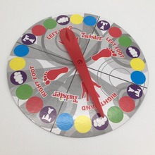 Twister – dětská pohybová hra pro větší zábavu