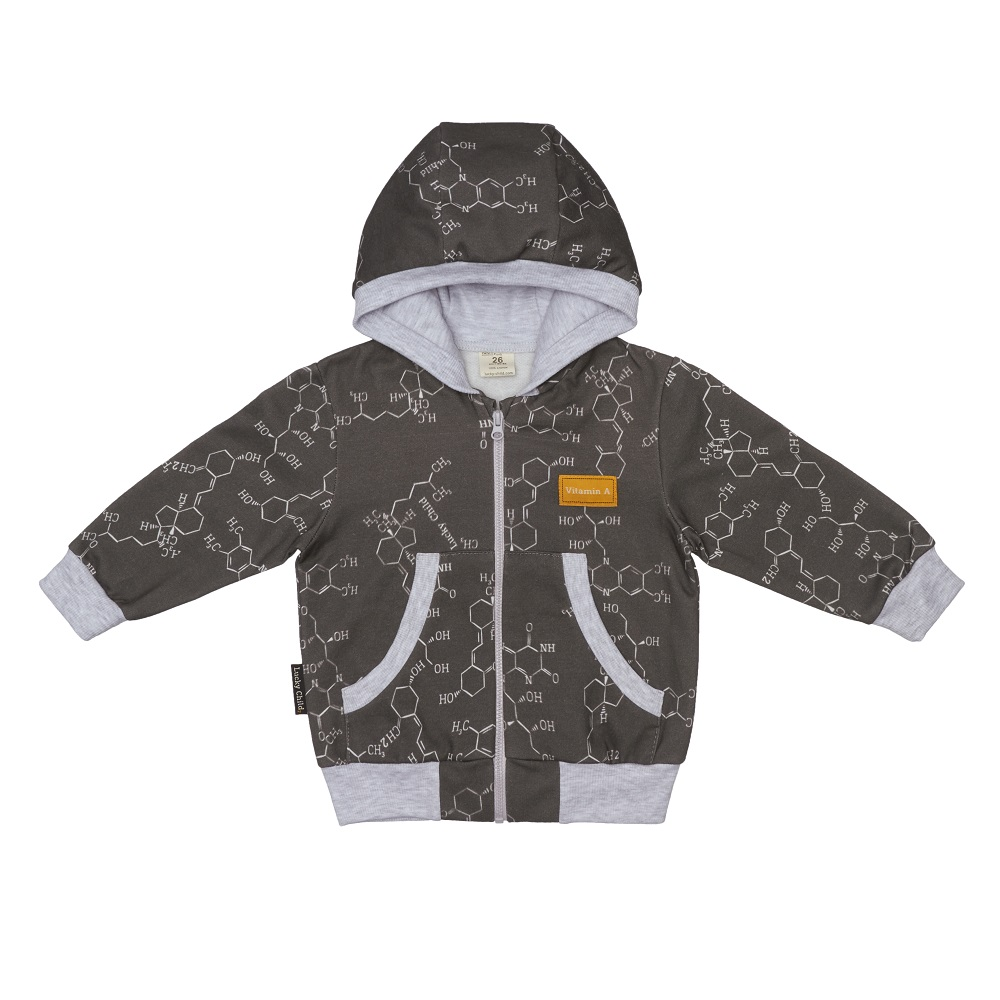 Hoodies & Sweatshirt Lucky Child for boys and girls 38-18f Kids Baby clothing Children clothes Jersey Blouse shein kiddie toddler boys letter print sweatshirt and camo print pants 2019 spring fashion long sleeve casual kids clothing
