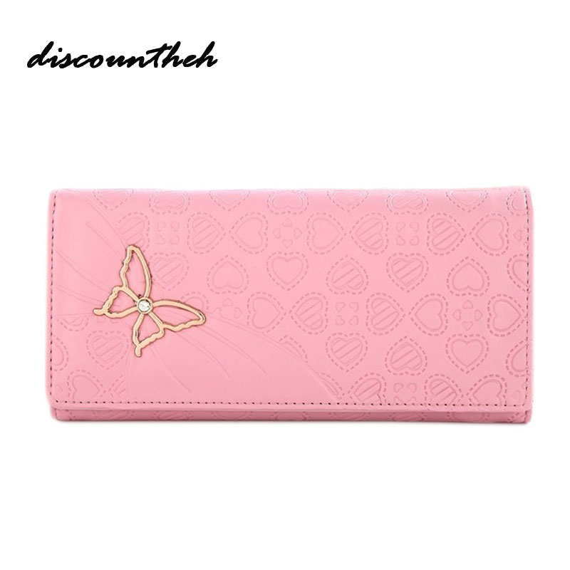 New Fashion Women Wallet Brand Long Design Women Wallets Pu Leather Lattice High Quality  Female Purse Clutch Bag 5 colors 2017 unique design women fashion leather wallet leisure clutch bag long purse girl female portefeuille mme a8