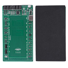 цена на Quick Battery Charging Activation Board Test Fixture for iPhone X XS MAX XR 4 5 6 6s 7 8 for Samsung xiaomi Huawei Android Phone