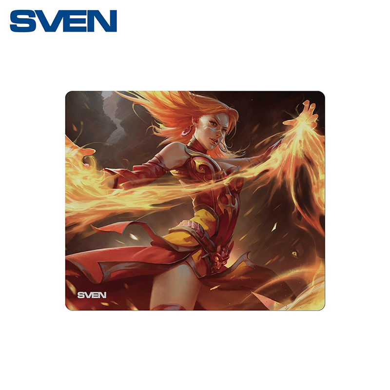 Gaming Mouse pad SVEN MP-GF1M e blue ems618 wired gaming mouse white