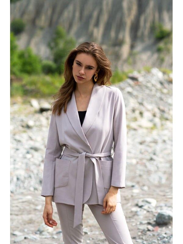 Jacket. Color beige. color block rhombus embossing pu leather jacket