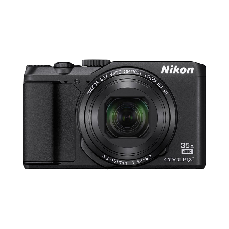 Point & Shoot Camera Nikon COOLPIX A900 Black nikon coolpix s7000 black