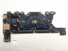 For Dell Latitude E7270 Laptop Motherboard CN-0H7Y7K 0H7Y7K H7Y7K AAZ50 LA-C451P With I5 CPU DDR4 MB 100% Tested Fast Ship цена и фото