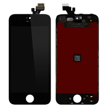 1Pcs LCD Screen Replacement Parts For Apple iPhone 5 LCD A1428 A1429 A1442 Display Touch Screen Digitizer Assembly AAA+++ brand new 5 5 display parts for apple iphone 6s plus lcd screen replacement with tool kits lcd touch screen digitizer assembly