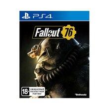 Игра для Sony PlayStation 4 Fallout 76