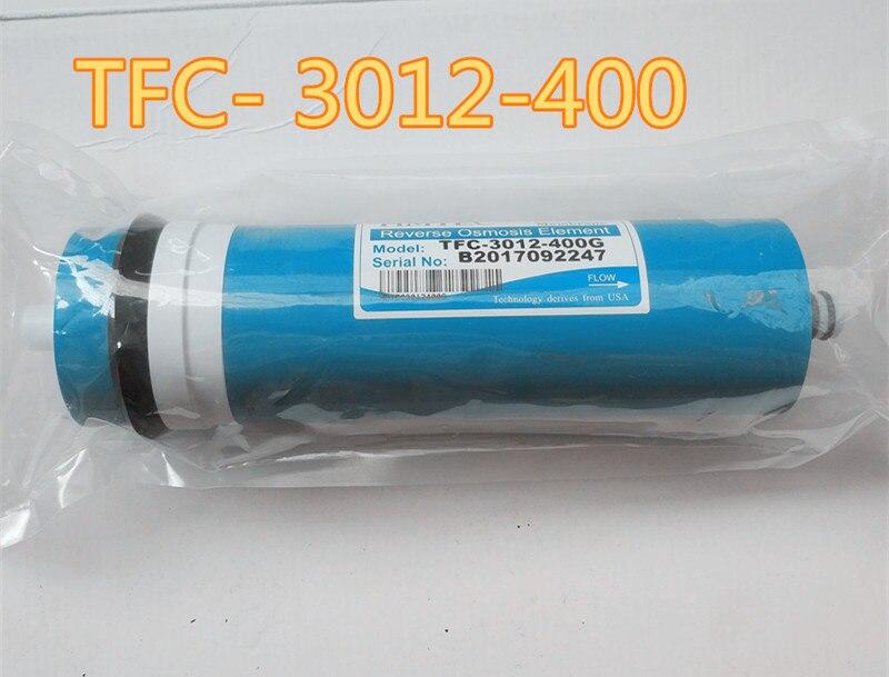 400 gpd filtre à osmose inverse Membrane D'osmose Inverse TFC-3012-400 Membrane Filtres À Eau Cartouches système ro Filtre À Membrane