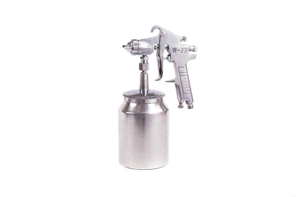 Paint spray gun KRATON HP-02S sat1049 gravity feed paint gun pneumatic paint spray high pressure mini hvlp air spray gun