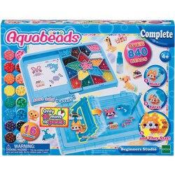 חרוזים צעצועי Aquabeads 7236012 מחקי אריגת זר חומרים יצירתיות ילדים MTpromo