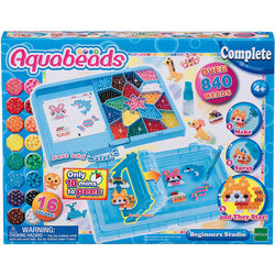 Kralen Speelgoed Aquabeads 7236012 Gummen Weven Guirlande Materialen Creativiteit Kids MTpromo