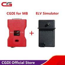 CGDI Prog for MB Key Programmer with ELV Simulator Renew ESL for Benz 204 207 212