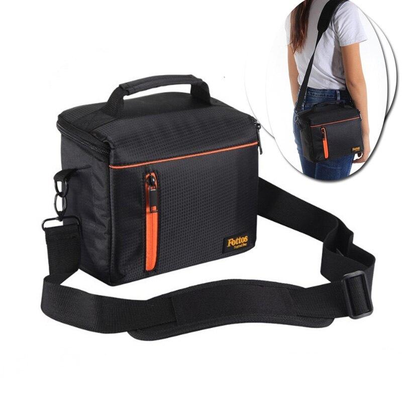 DSLR/SLR Camera Case Shoulder Bag for Panasonic Lumix GH5 GH4 GH3 GH2 GH1 G8 G7 G6 G5 G3 G2 G1 G10 GX800 GX850 GX80 GX85 GX8 GX7