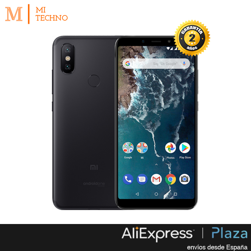 [Mondial Version] Xiao mi mi A2 Smartphone 5.99