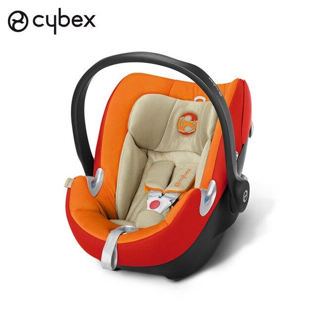 Детское автокресло Cybex Aton Q  0-13 кг, группа 0+