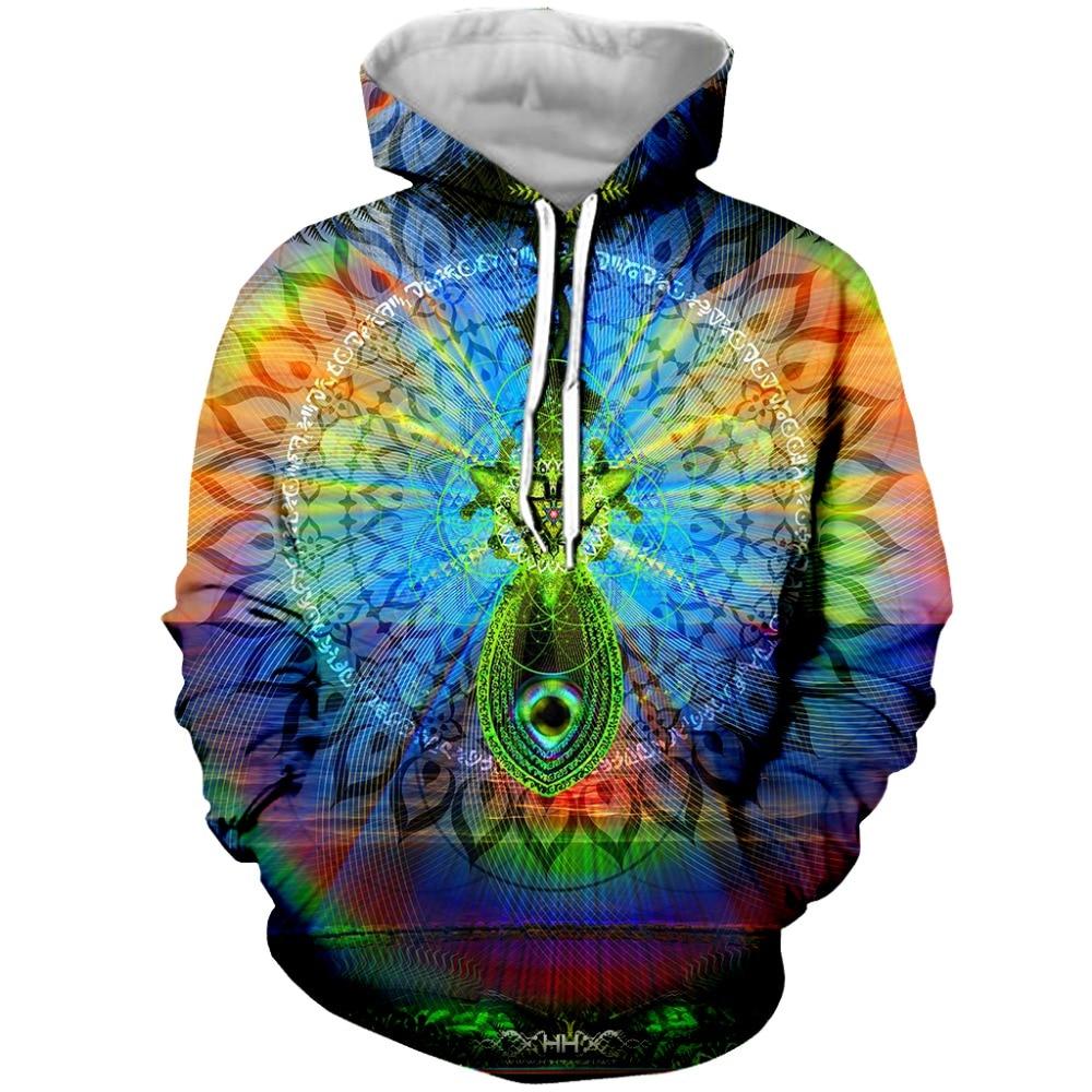 PLstar Cosmos Visionary Art Awakening Trippy Spirit 3D Print Fashion Hoodies Women Men 39 s Casual Hero Hooded Sweatshirt Tee Tops in Hoodies amp Sweatshirts from Men 39 s Clothing
