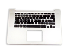 Genuine New TopCase for MacBook Pro 15″ A1398 with Keyboard+Backlight US UK German French Danish Spanish 2012-Early 2013 Year