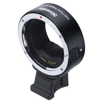 Commlite Electronic AF Lens Mount Adapter for EF/EF-S Lens to Canon EOS R RP RF-Mount EF-EOS R  Camera Auto Focus